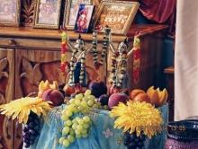 День Явления Господа Баларамы 2014