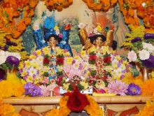 Шри Кришна Джанмаштами 2011