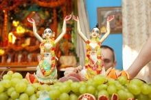 Шри Кришна Джанмаштами 2012