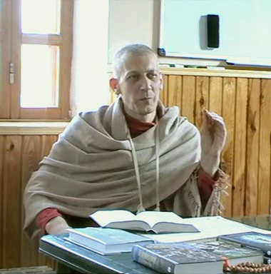 Нитьянанда Райа прабху. Киевская духовная академия
