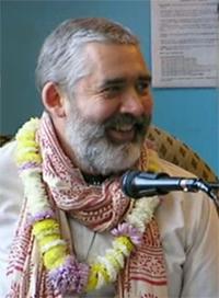 Индранила Кришна прабху