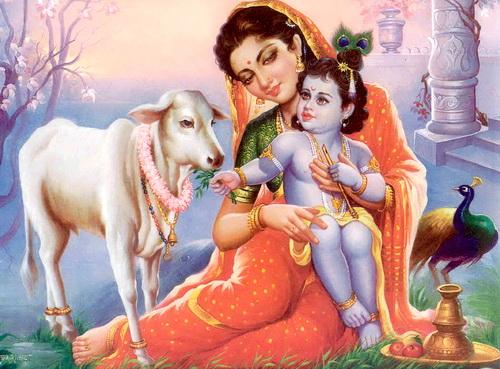 Шри Кришна Джанмаштами