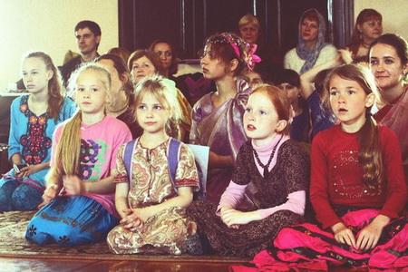 Донецкие дети